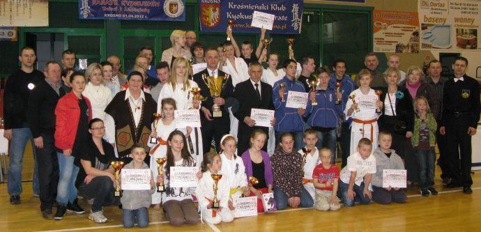 Mistrzostwa Podkarpacia w Krośnie